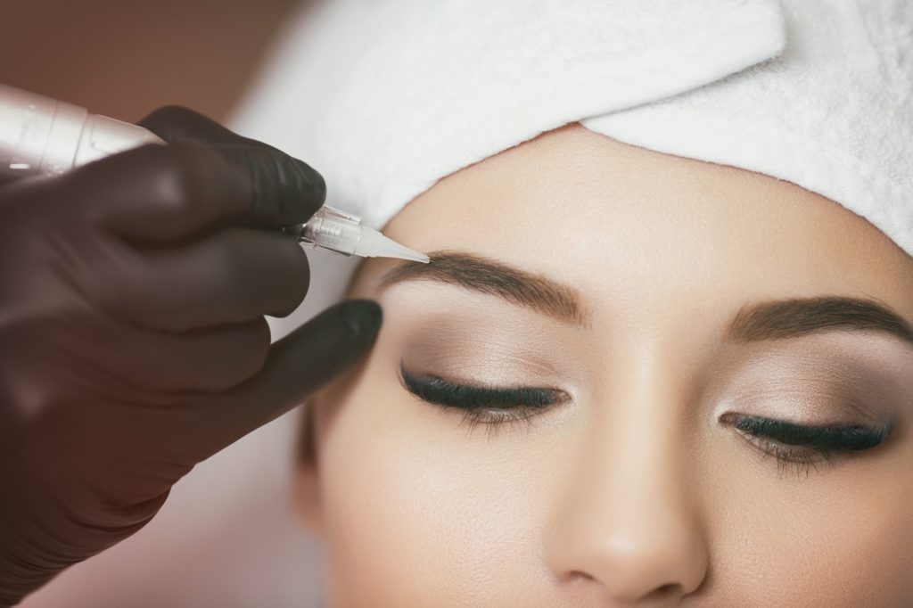 Hands on 6-Days Microblading/Microshading & Permanent Make